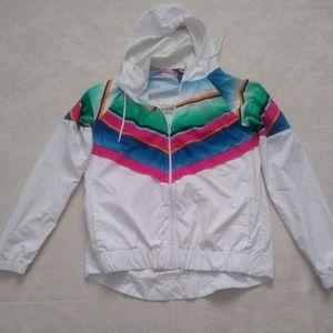 FILA bright colors jacket